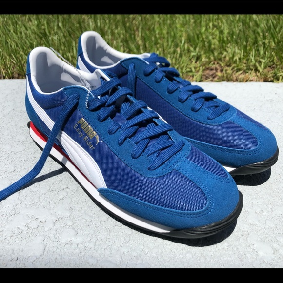 Puma Other - Puma Easy Rider Men's Sneakers - NWOB - Size 9.5